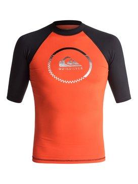 Active - Short Sleeve Rash Vest  UQYWR03065