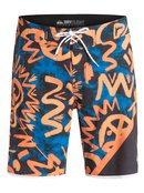 AG47 New Wave 19 Boardshorts for Men - Quiksilver