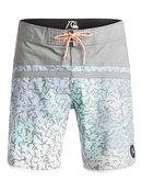 Stomp Cracked Scallop 18 - Board Shorts for Men - Quiksilver