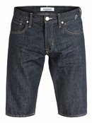 Sequel Rinse Short - 5 pocket jeans for Men - Quiksilver