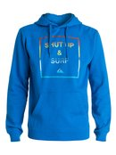 Shut Up And Surf Pullover Sweatshirt for Men - Quiksilver