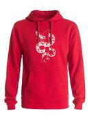 Snake Fired Pullover Sweatshirt for Men - Quiksilver