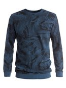 Dark Trip Crew - Sweatshirt for Men - Quiksilver