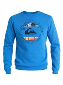 Between The Lines Crew Pullover Sweatshirt for Men - Quiksilver