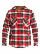 Wight - Overshirt with hood for Men - Quiksilver