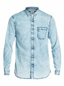 Bittern - Long sleeve shirt for Men - Quiksilver