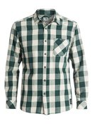Motherfly Flannel Long Sleeve Shirt for Men - Quiksilver