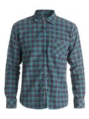 Pinelook Long Sleeve Shirt for Men - Quiksilver
