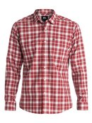 Everyday Check Long Sleeve Shirt for Men - Quiksilver