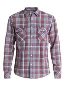 Tang Titan Long Sleeve Shirt for Men - Quiksilver