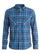 Iconscope Flannel Long Sleeve Shirt for Men - Quiksilver