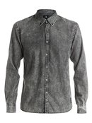Dark Dream - Long Sleeve Shirt for Men - Quiksilver
