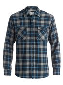 Hackerby - Long Sleeve Shirt for Men - Quiksilver