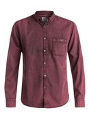 The Clackton - Long Sleeve Shirt for Men - Quiksilver