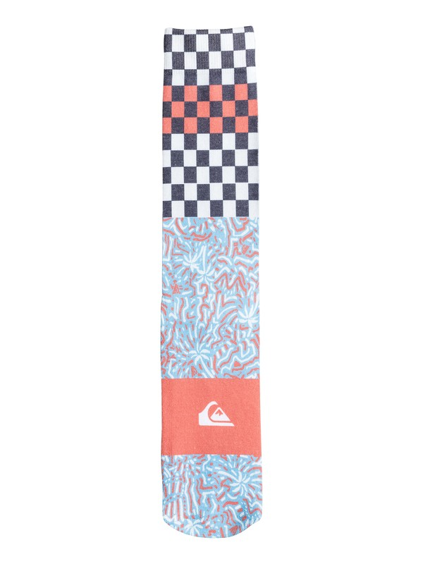 0 Mixed Crew Socks  06369A Quiksilver