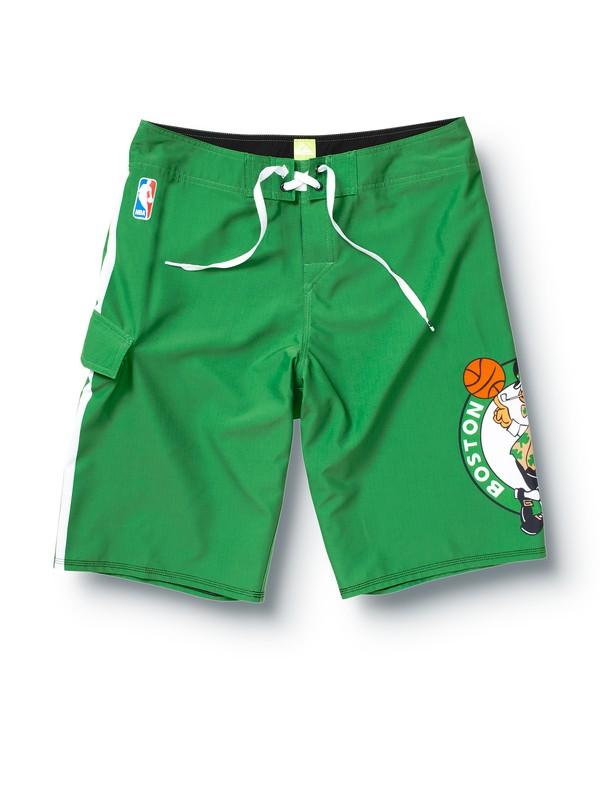 "0 Celtics NBA 22"" Boardshorts  101407 Quiksilver"