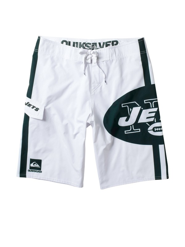 "0 New York Jets NFL 22"" Boardshorts  101414 Quiksilver"