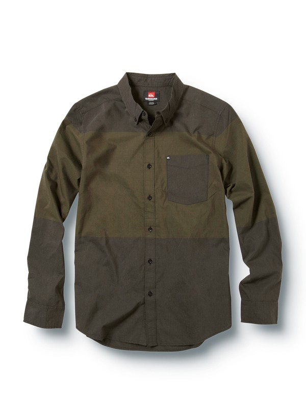 0 Shread Burrito Shirt  109200 Quiksilver