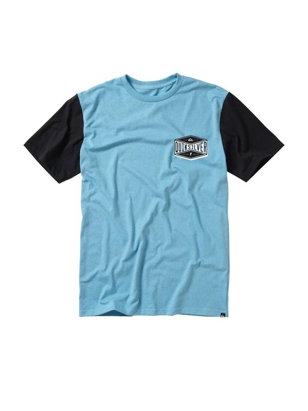 0 Surf Faster Slim Fit T-Shirt  112JQTX7 Quiksilver