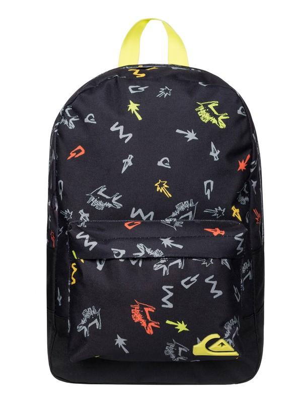 0 Boys Mini Night Track Backpack  1153042002 Quiksilver