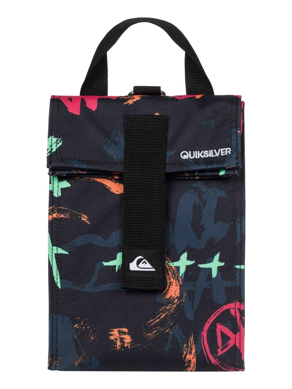 0 Boys Lunch Pack Insulated Cooler  1153130102 Quiksilver