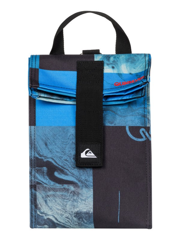 0 Boys Lunch Pack Insulated Cooler  1153130103 Quiksilver