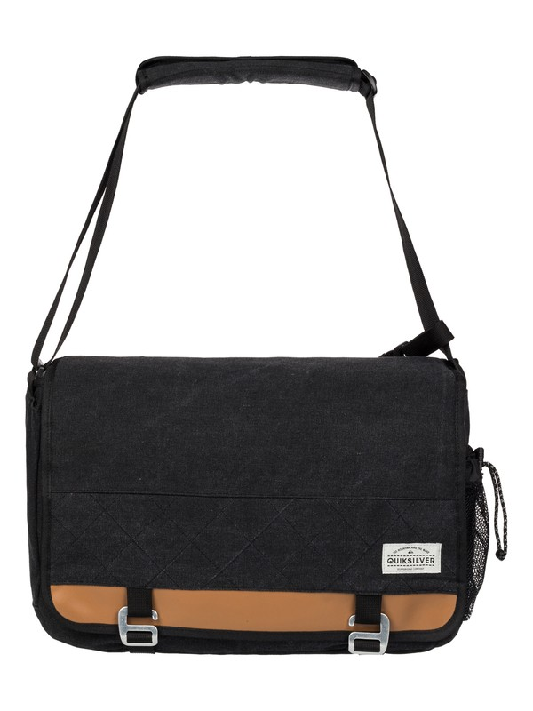 0 Carrier Messenger Bag  1153140201 Quiksilver