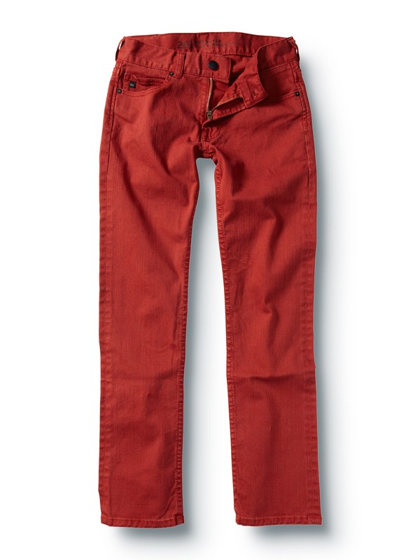0 Boys 8-16 Distortion Jeans  205629 Quiksilver