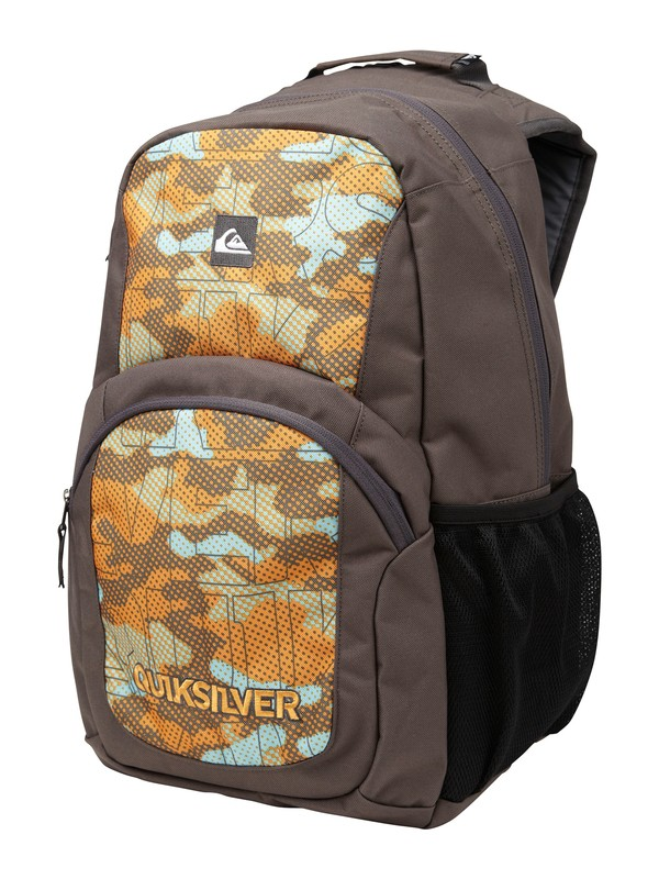 0 Boys Real Genius Backpack  246266 Quiksilver