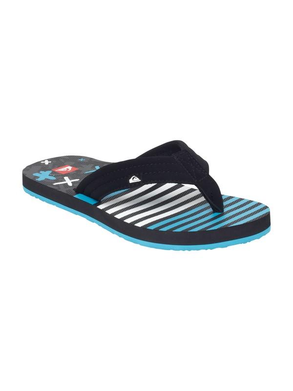 0 Boys Foundation Sandals  257130 Quiksilver