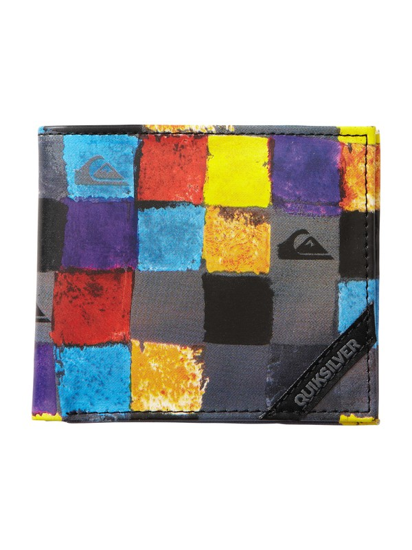 0 Boys 8-16 Vulcan Wallet  258365 Quiksilver