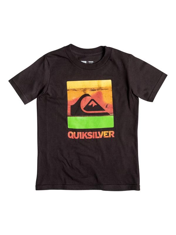 0 CHAOS TEE  40354013 Quiksilver