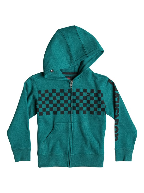 0 Boys 2-4 Checker Hoody  40444009 Quiksilver