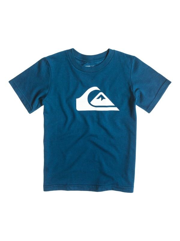 0 Toddler Mountain Wave T-Shirt  40444044 Quiksilver