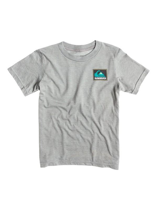 0 Toddler Grinder T-Shirt  40444050 Quiksilver