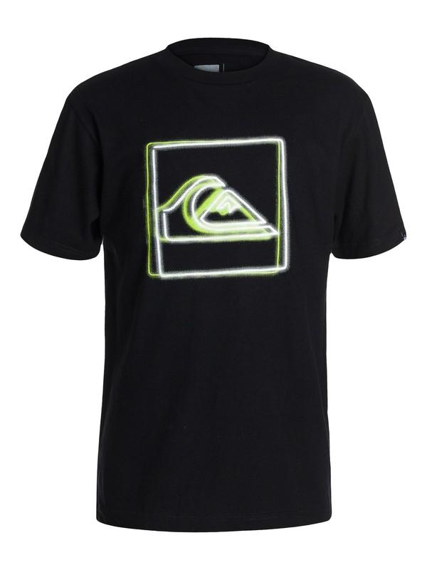0 Toddler Glow Stix T-Shirt  40444057 Quiksilver