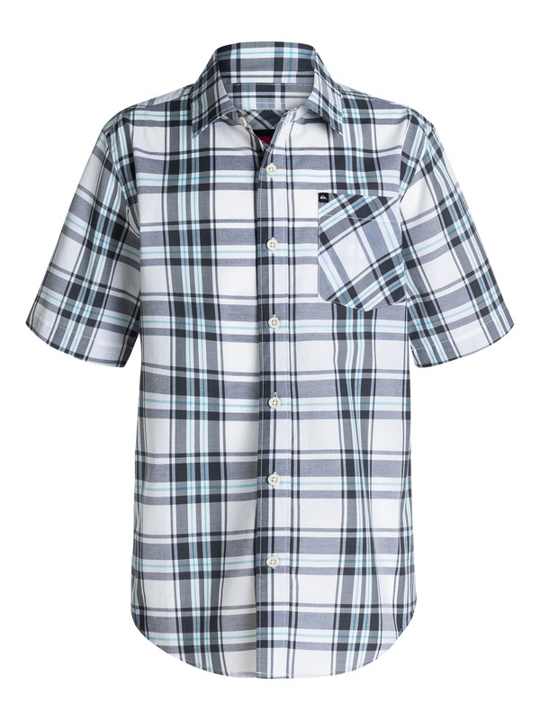 0 Boys 2-4 Foot Pat Shirt  40444089 Quiksilver