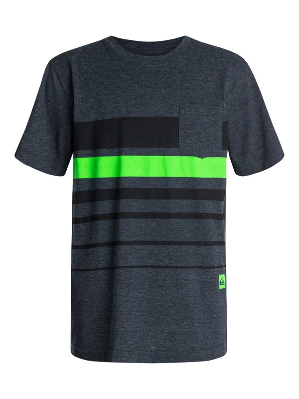 0 Boys 2-4 Distiller T-Shirt  40444135 Quiksilver