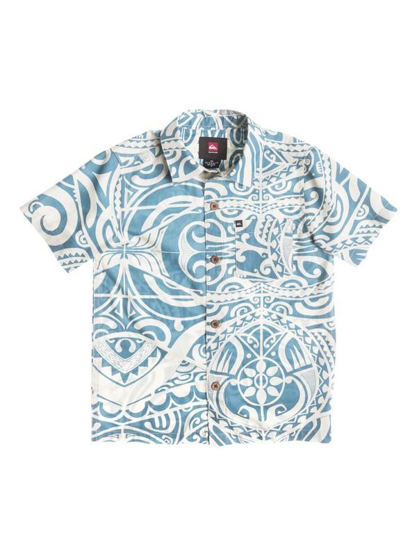 0 Boys 2-4 Pua Woven Shirt  40444143 Quiksilver