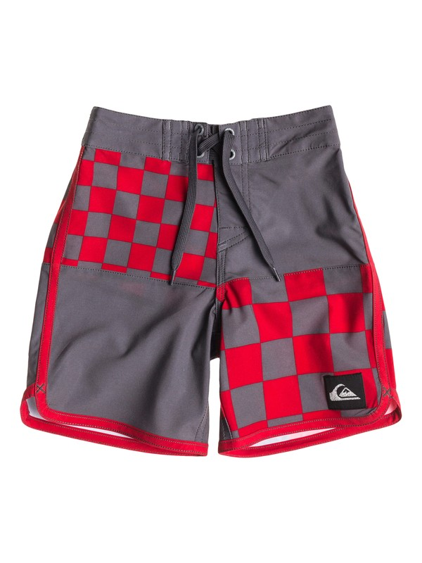 0 Toddler Block Head Boardshorts  40445005 Quiksilver