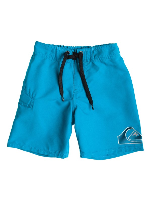 0 Boys 2-4 Stomping Boardshorts  40445008 Quiksilver