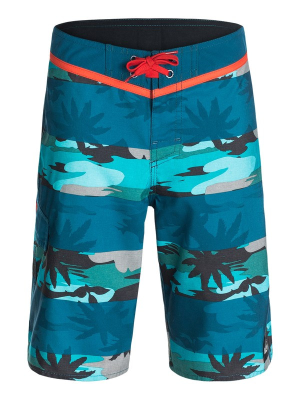 0 Toddlers Brigg Camo Boardshorts  40445037 Quiksilver