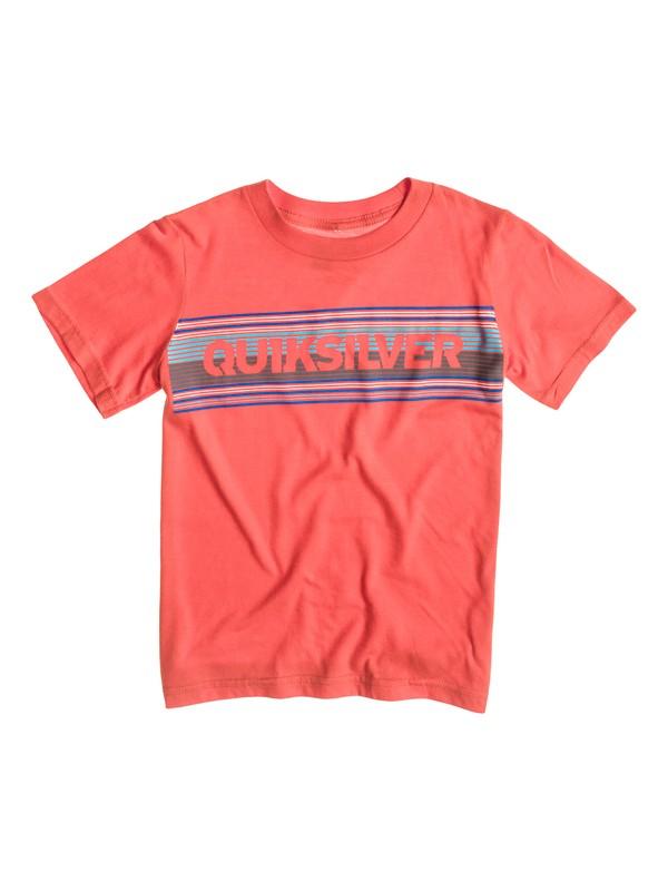 0 Boys 4-7 Cerrano T-Shirt  40454052 Quiksilver
