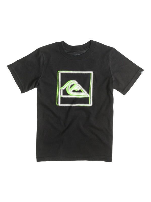 0 Boys 4-7 Glow Stix T-Shirt  40454057 Quiksilver