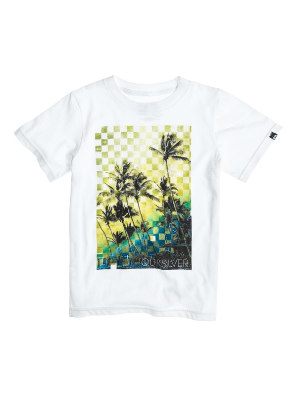0 Boys 4-7 Good Haze T-Shirt  40454058 Quiksilver
