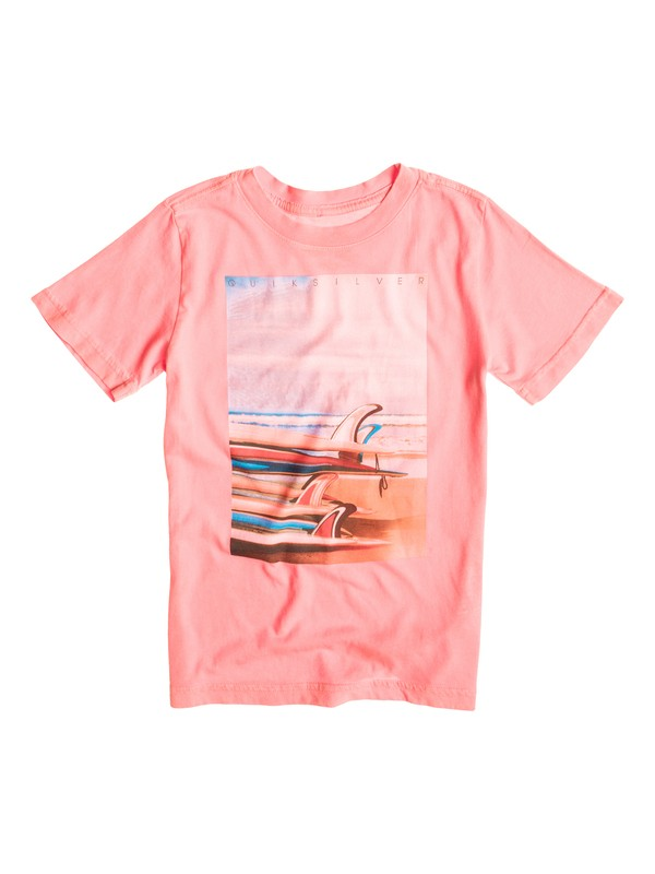 0 Boys 4-7 Surf Stack T-Shirt  40454068 Quiksilver