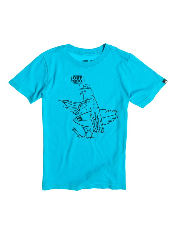 0 Boys 4-7 For The Birds T-Shirt  40454069 Quiksilver