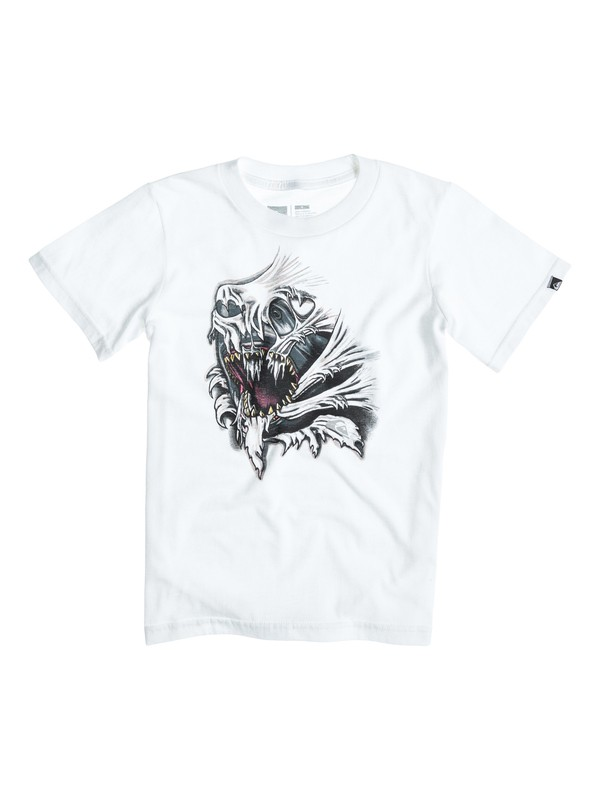 0 Boys 4-7 Shredder T-Shirt  40454070 Quiksilver