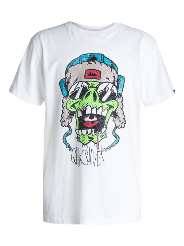 0 Boys 4-7 Cavity Creep T-Shirt  40454132 Quiksilver