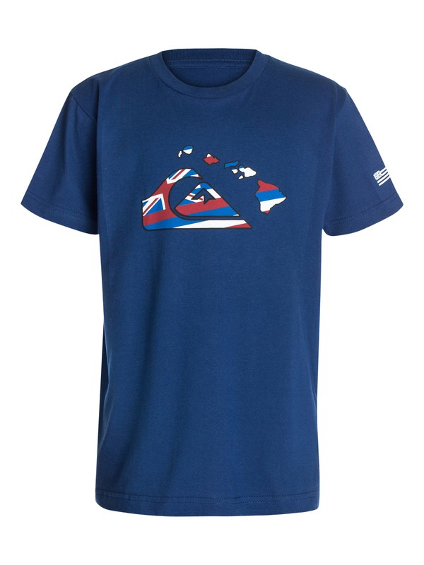 0 Boys 4-7 State of Aloha T-Shirt  40454193 Quiksilver